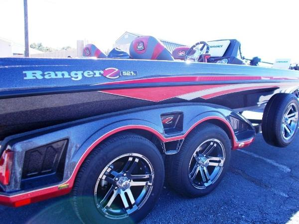 2018 Ranger Boats boat for sale, model of the boat is Z521L & Image # 3 of 14