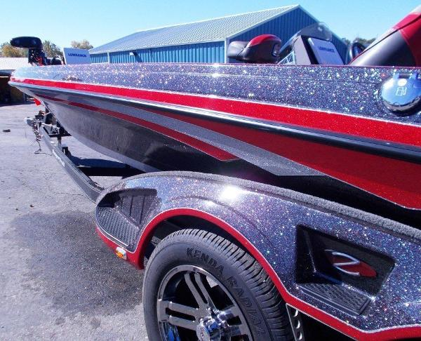 2018 Ranger Boats boat for sale, model of the boat is Z521L & Image # 11 of 14