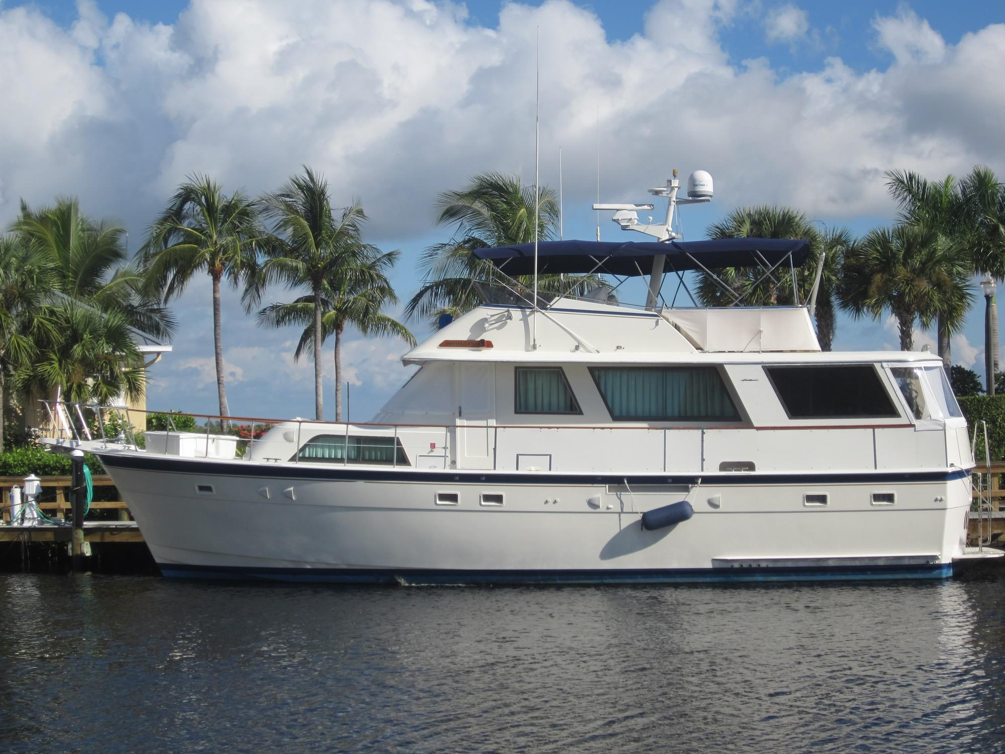 1981 hatteras 56 motoryacht for sale for 50 ft motor yachts for sale