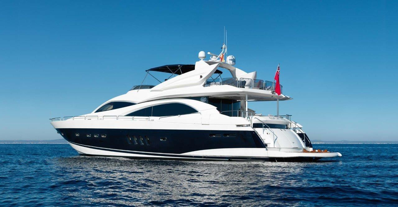94 ft Sunseeker
