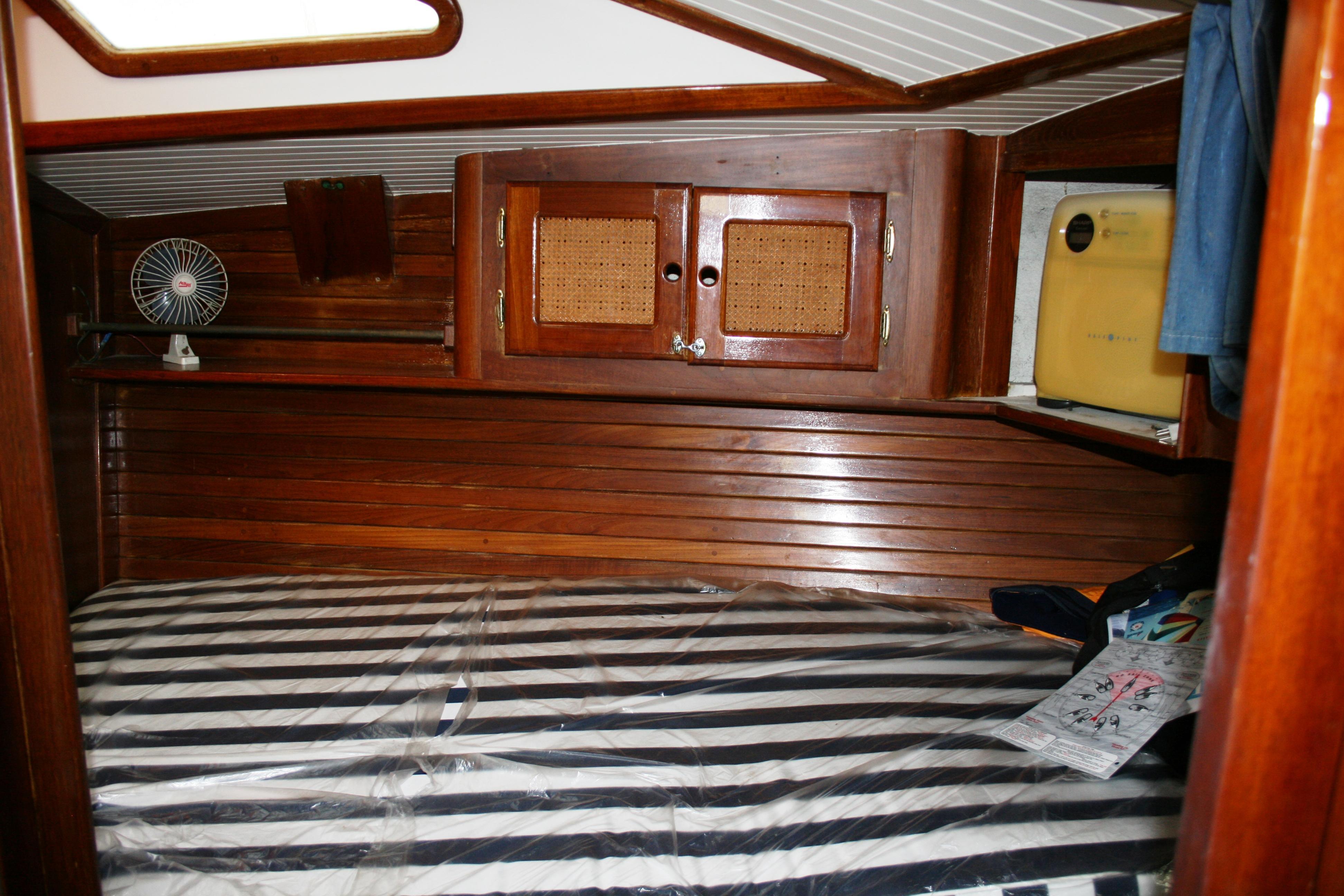 55' Tradewinds Center Cockpit 1981   Seacoast Yachts