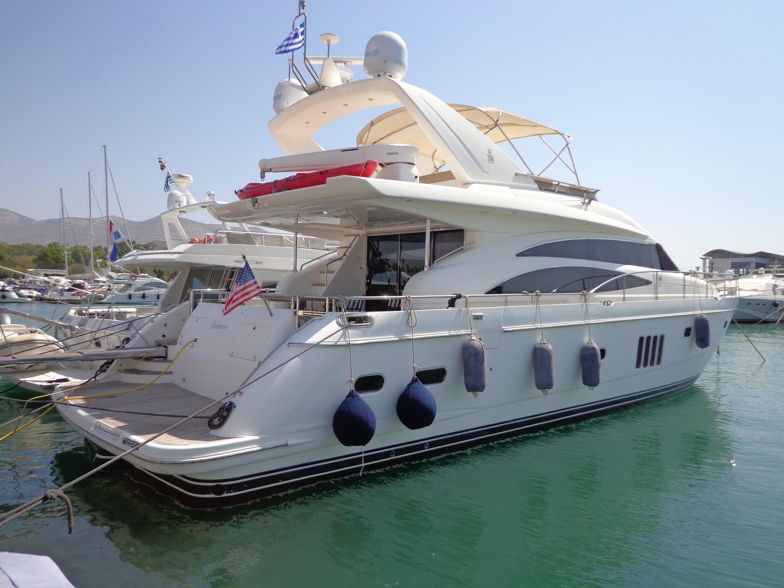 69 Princess 2010 Unknown Denison Yacht Sales