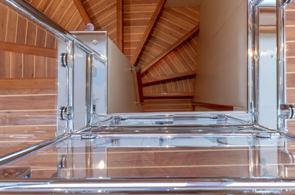 Master Entry Stairwell