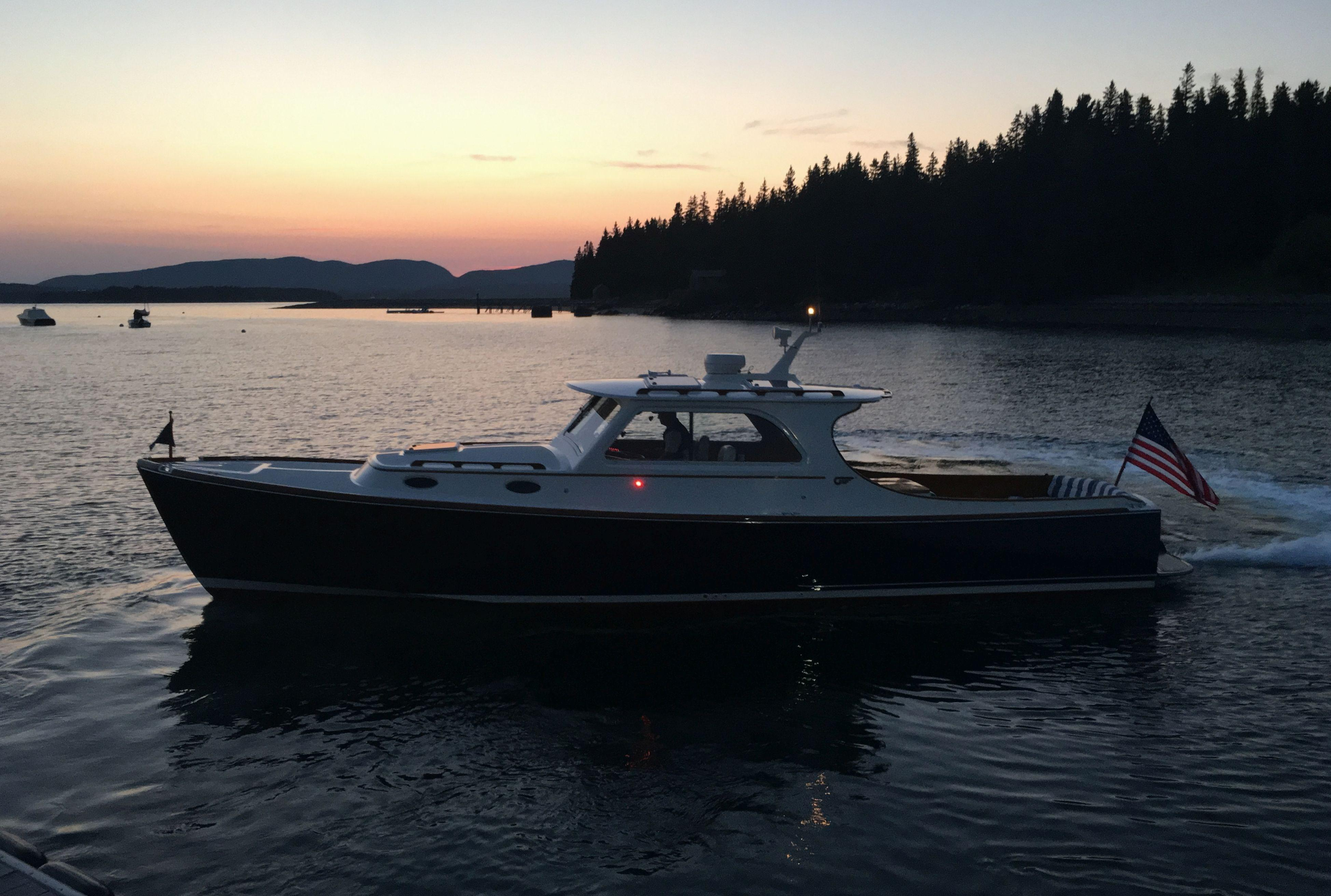 Smitten Hinckley 36 Yachts for Sale