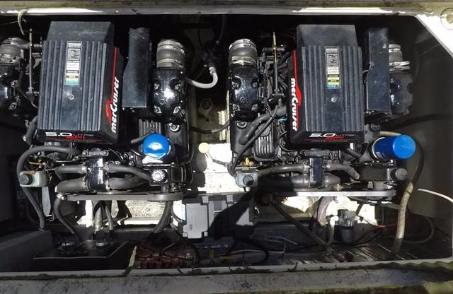 Twin Mercruiser 5.0's EFI