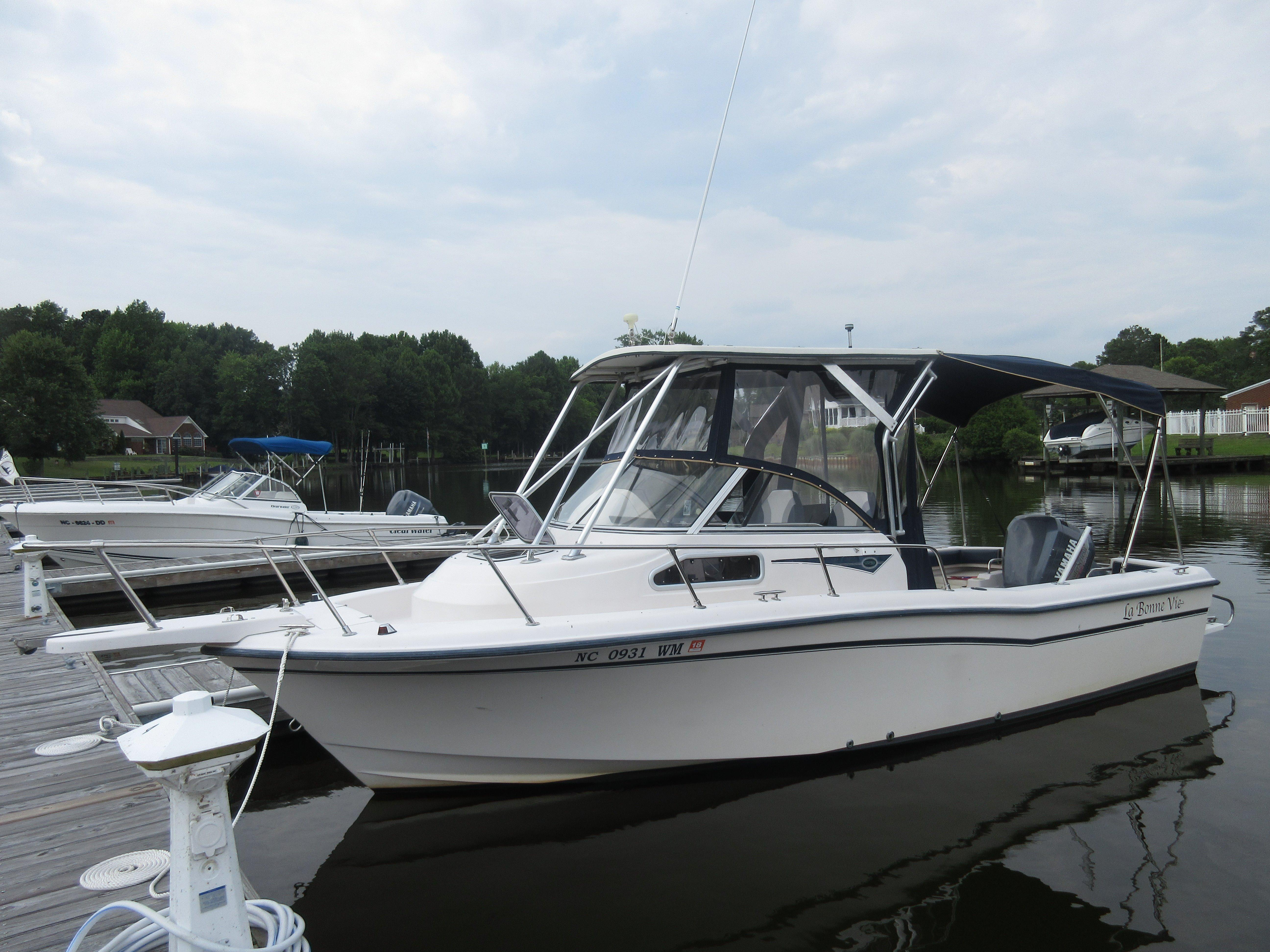 Used Powerboats For Sale In Nc Trawlers Motor Yachts