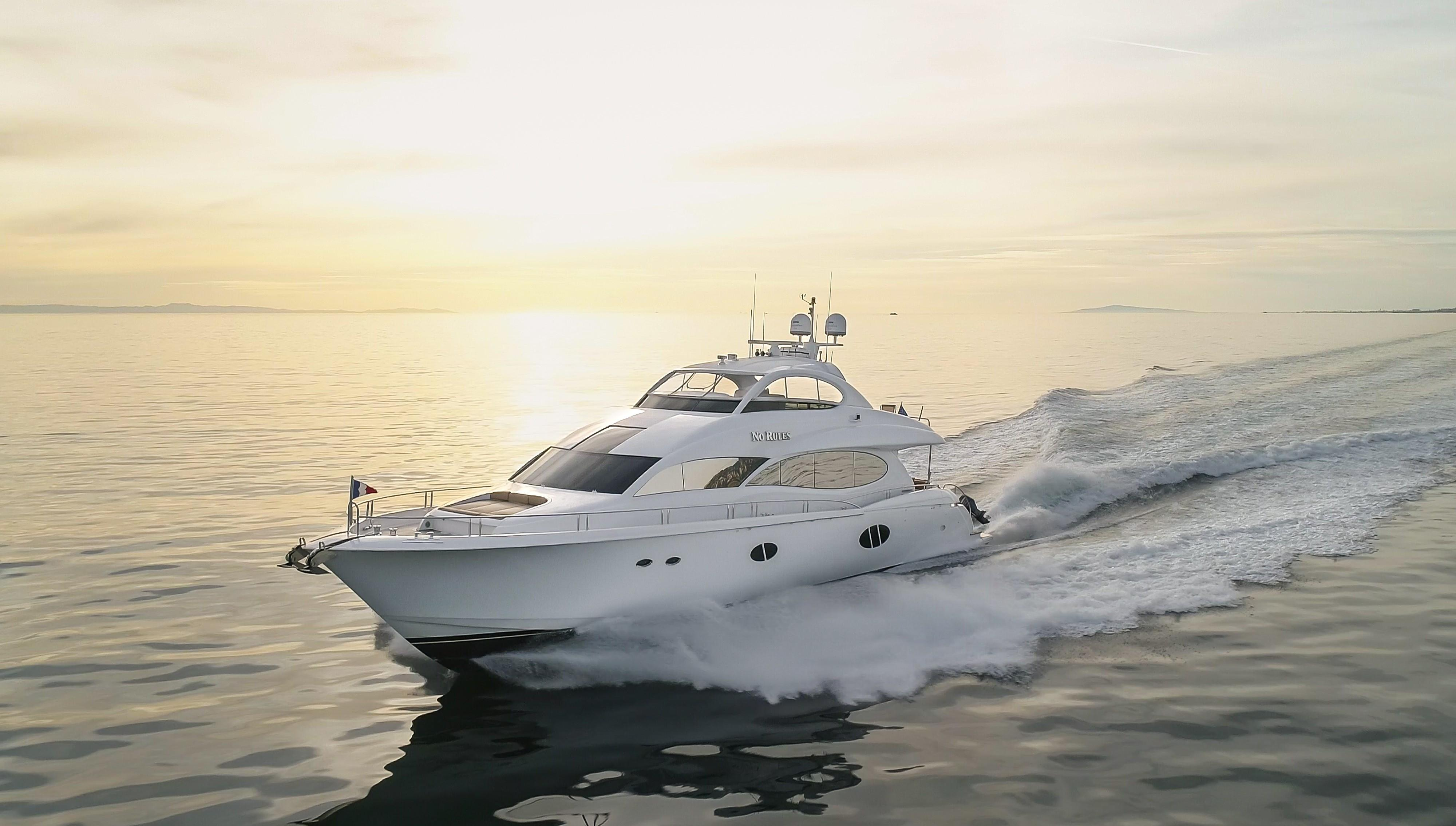 Picture Of:  84' Lazzara 84 Flybridge 2006Yacht For Sale | 2 of 56