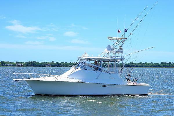2000 40' Ocean Yachts Sport Fisherman