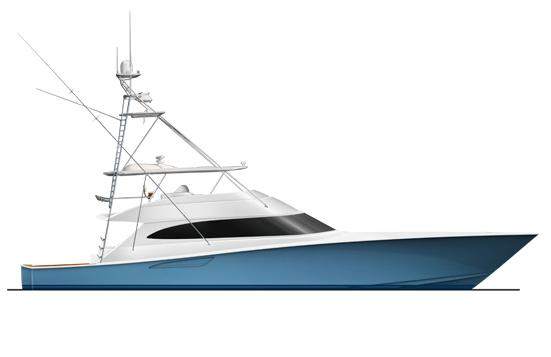 2017 Viking 92 Convertible