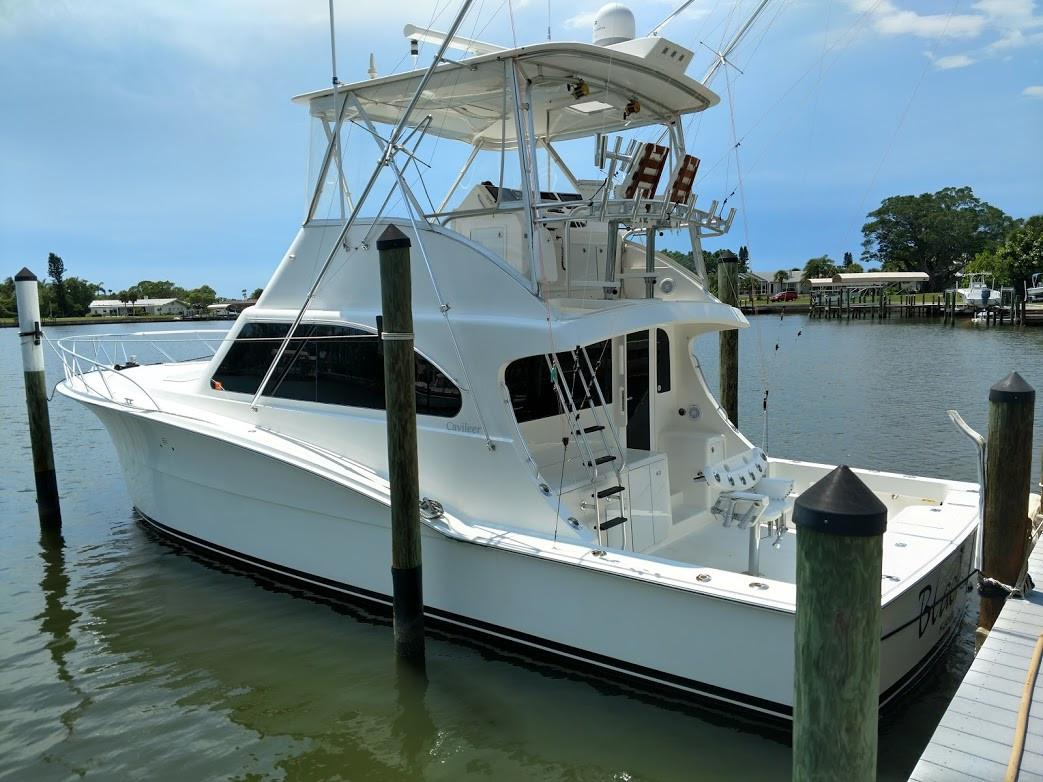 2006 44 ft Yacht For Sale | Allied Marine