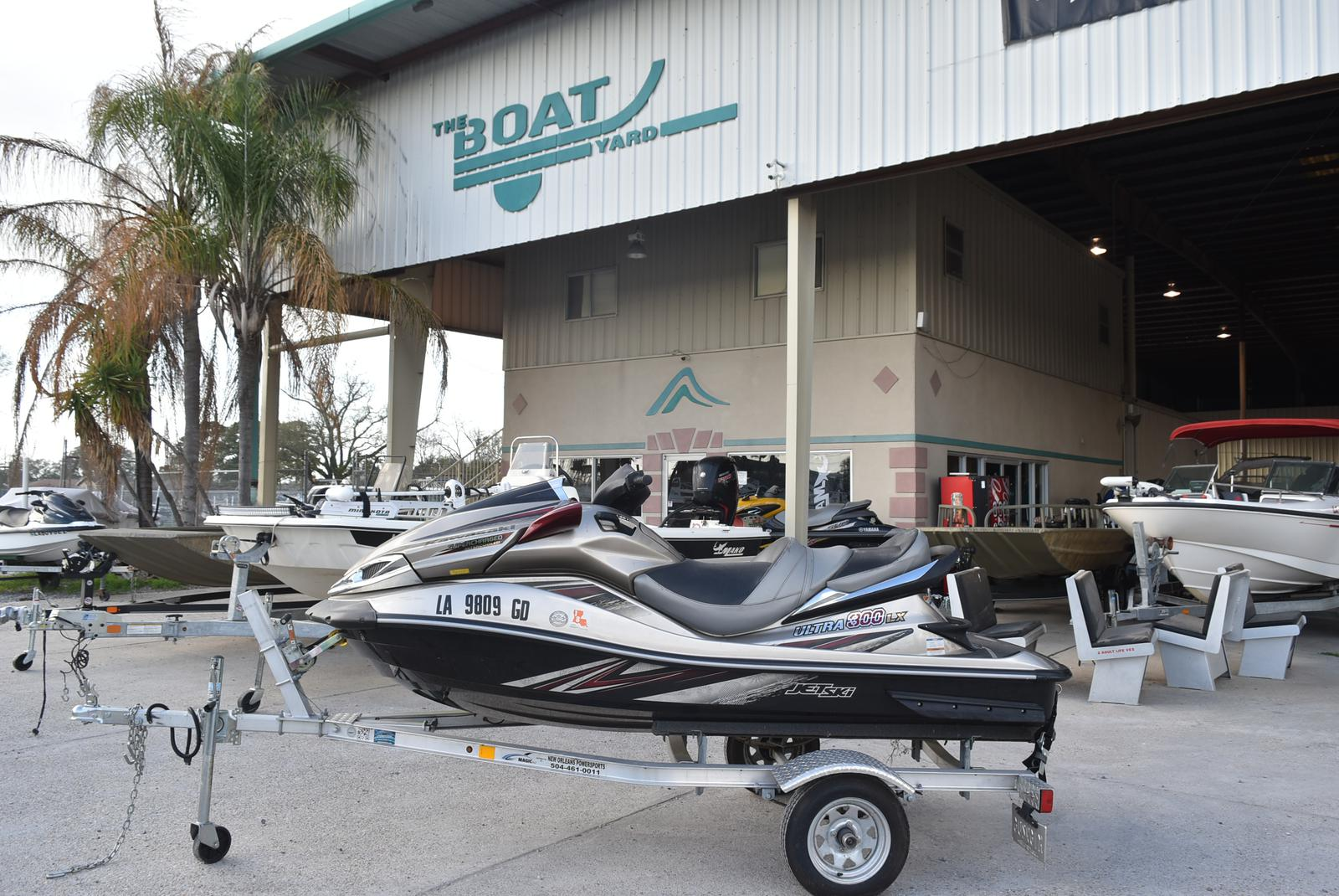 2013 KAWASAKI JET SKI ULTRA 300X for sale