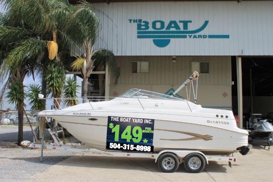 2002 GLASTRON GS 249/SP for sale