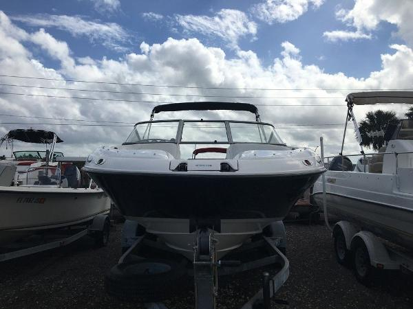2007 Yamaha boat for sale, model of the boat is SX210 & Image # 2 of 9