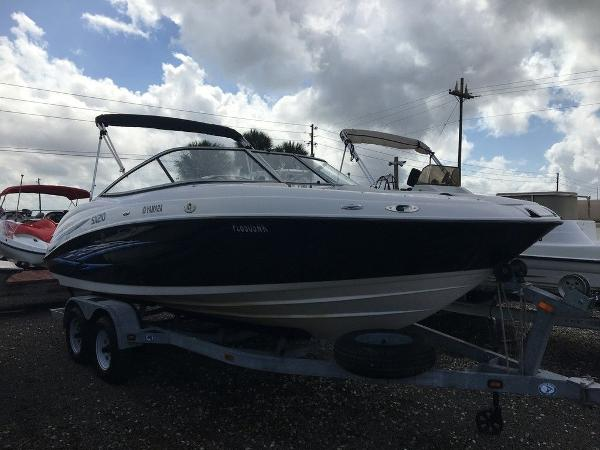 2007 Yamaha boat for sale, model of the boat is SX210 & Image # 4 of 9