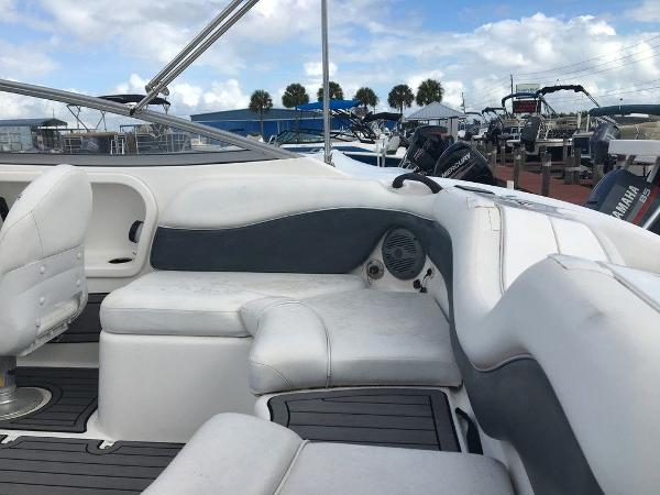 2007 Yamaha boat for sale, model of the boat is SX210 & Image # 8 of 9
