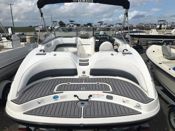 2007 Yamaha boat for sale, model of the boat is SX210 & Image # 9 of 9