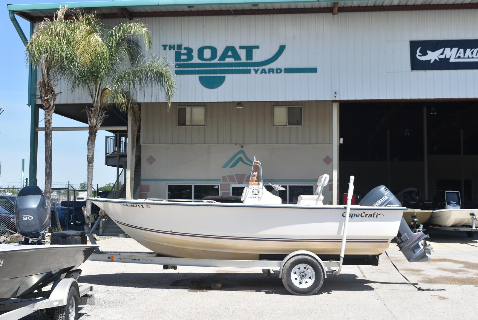2006 Cape Craft boat for sale, model of the boat is 20CC & Image # 1 of 6