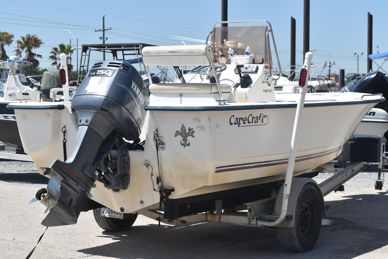 2006 Cape Craft boat for sale, model of the boat is 20CC & Image # 2 of 6