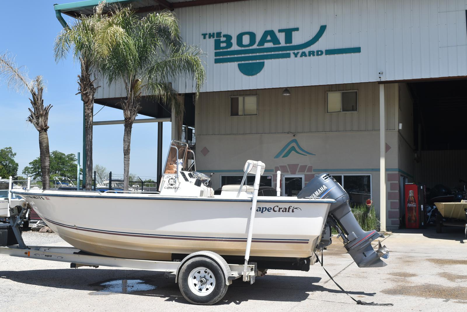 2006 Cape Craft boat for sale, model of the boat is 20CC & Image # 5 of 6