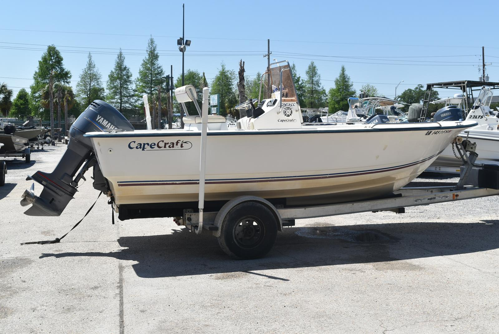 2006 Cape Craft boat for sale, model of the boat is 20CC & Image # 6 of 6