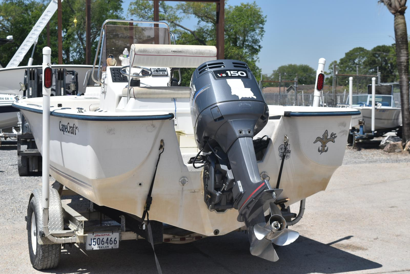 2006 Cape Craft boat for sale, model of the boat is 20CC & Image # 5 of 42