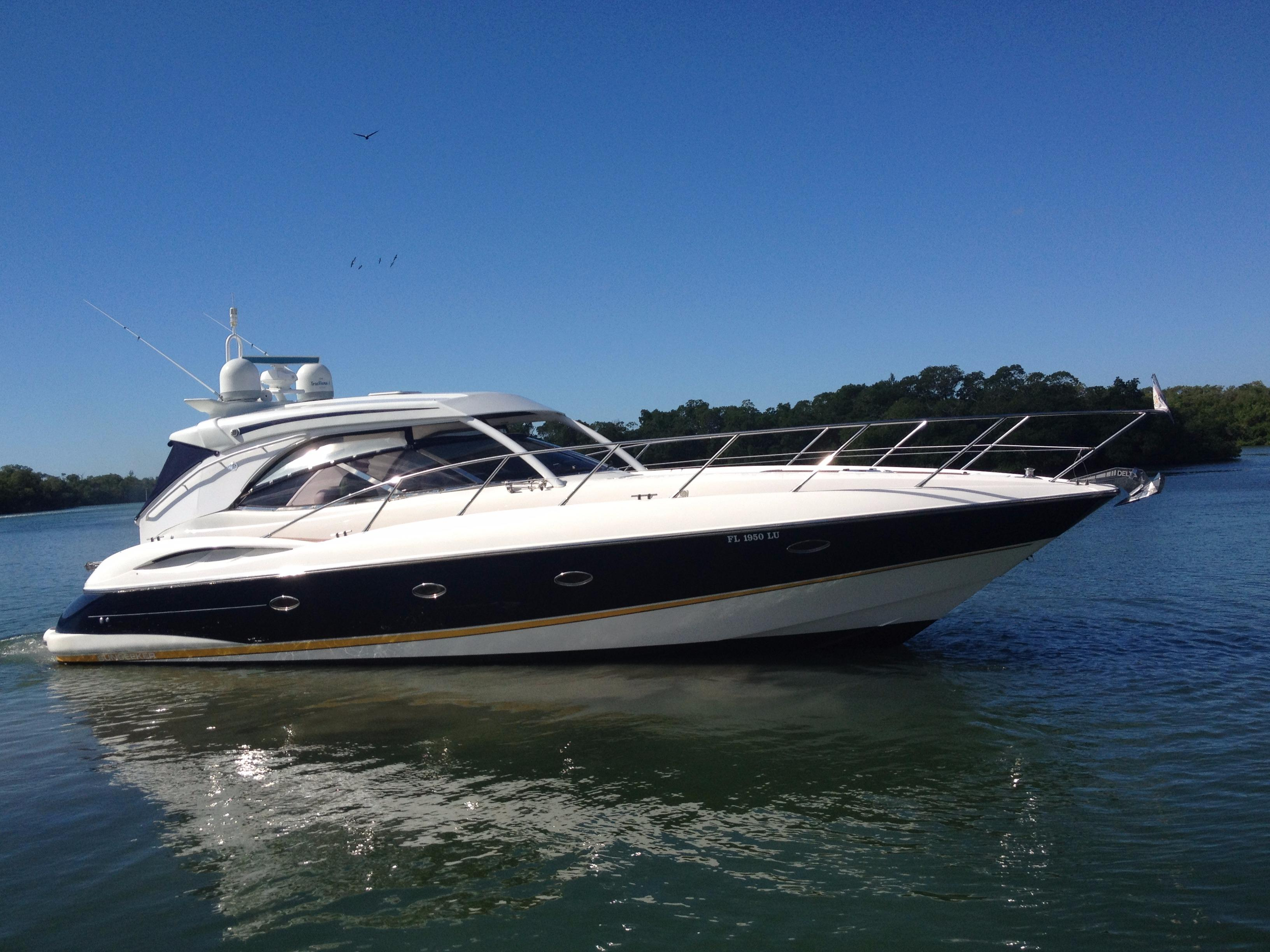 44 ft Sunseeker Camargue 44