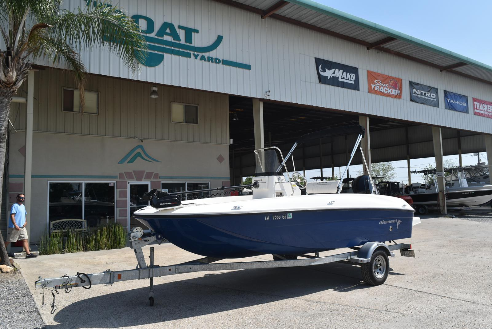2016 BAYLINER ELEMENT F18 for sale