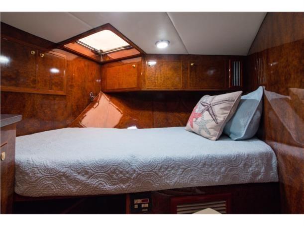 Forward crew cabin