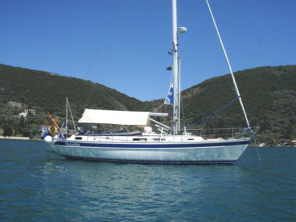 Boat Name: MAZURKA; Year: 1999; Builder: Hallberg-Rassy Varvs AB; Model: 36 ...