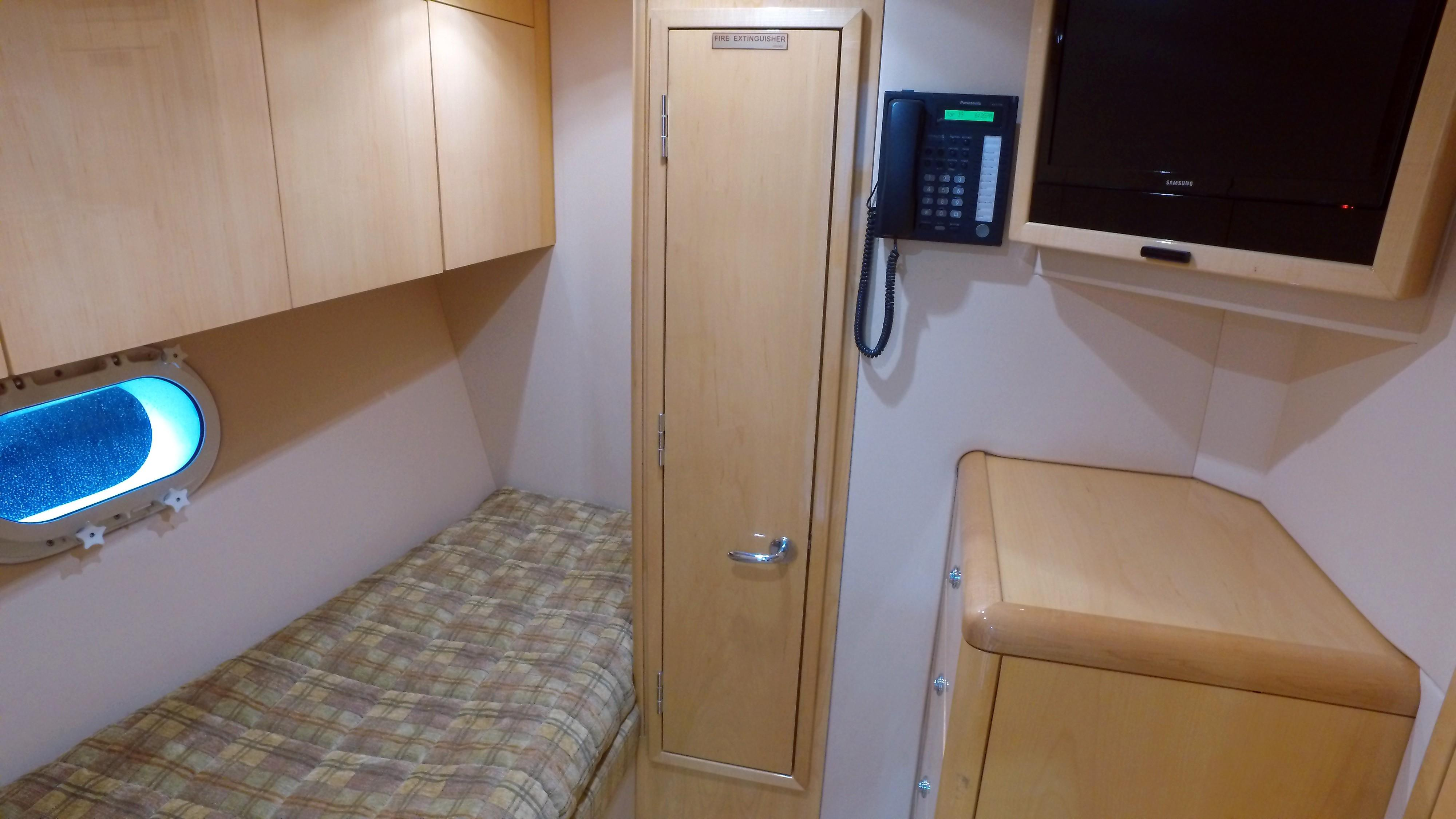 Crew Quarters / Guest Stateroom