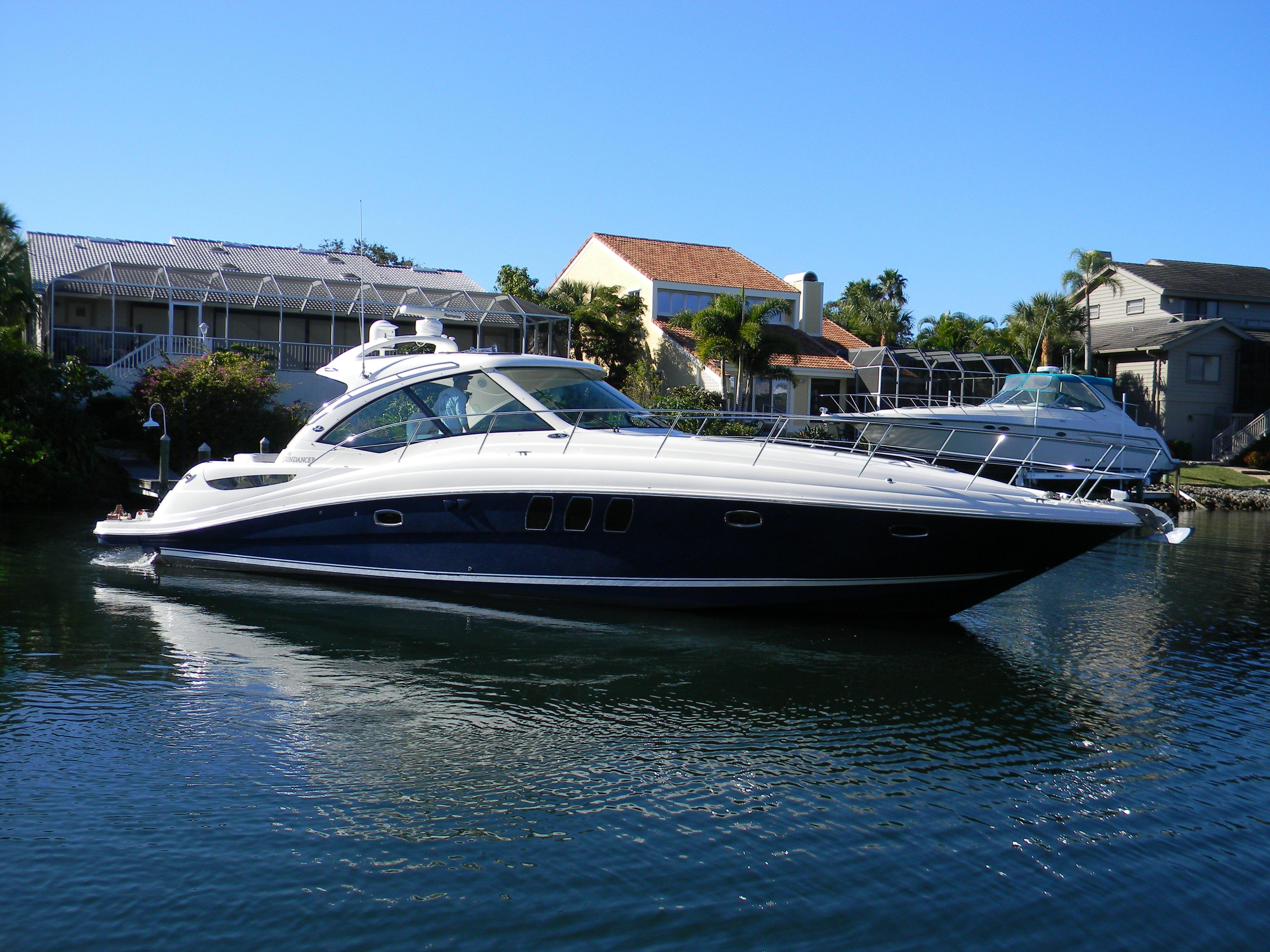 2008 48 Sea Ray 480 Sundancer The Hull Truth Boating And