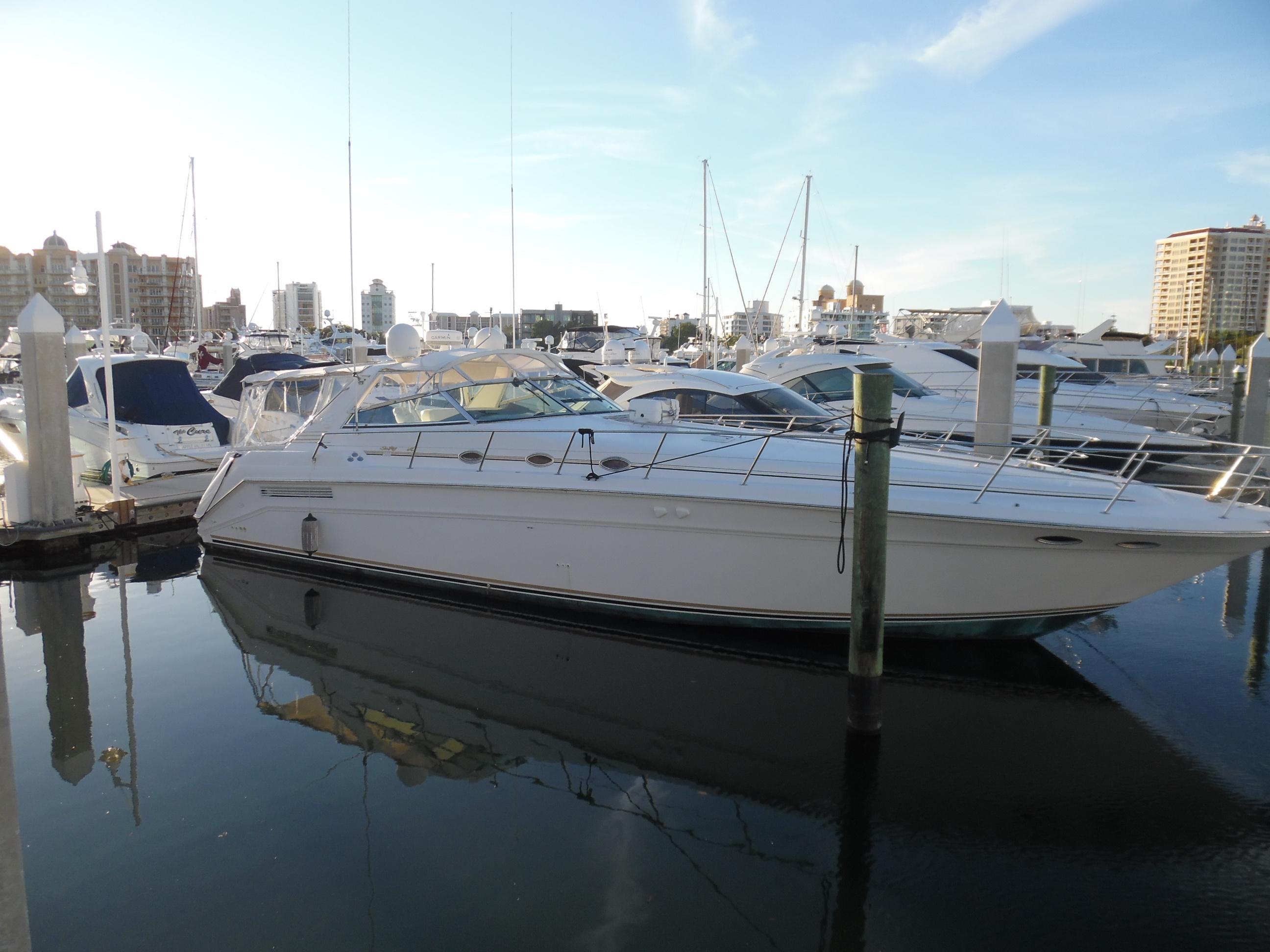 50 Sea Ray Gypsy Dream 1999 Sarasota Denison Yacht Sales
