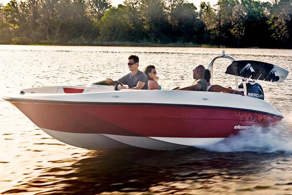 Bayliner Element E18