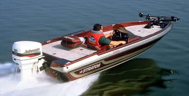 1998 STRATOS 258 V for sale