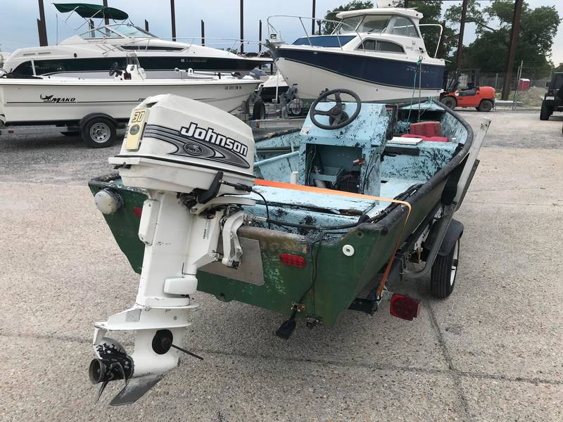 1986 Custom boat for sale, model of the boat is 16 Skiff & Image # 3 of 8