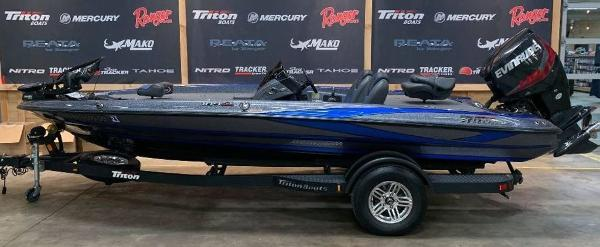 2017 TRITON 189 TRX for sale