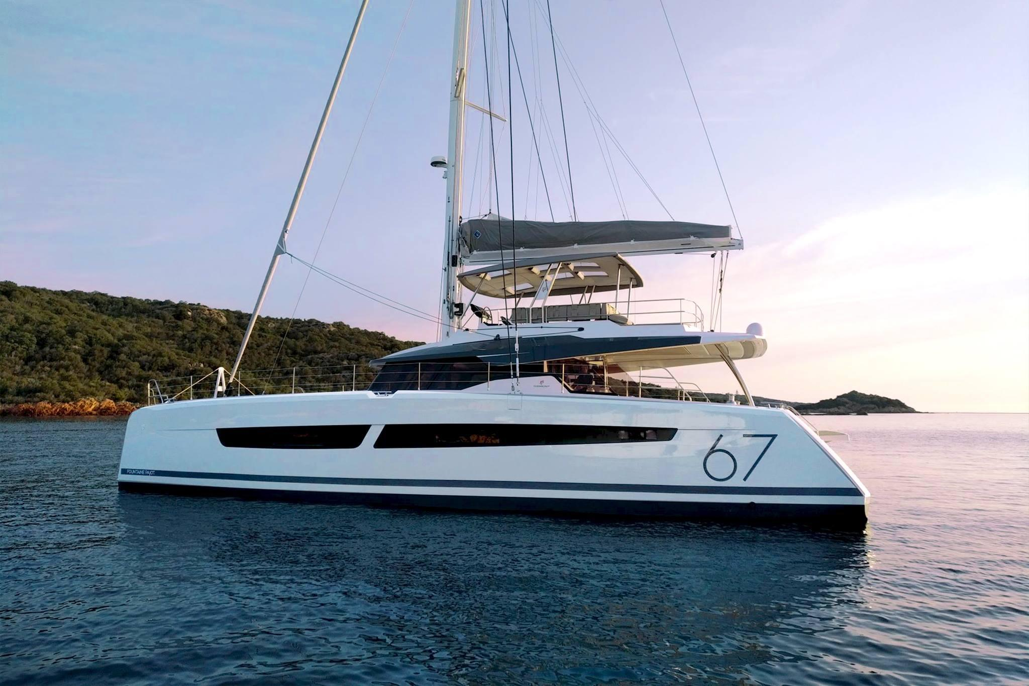 67' Fountaine Pajot 2019