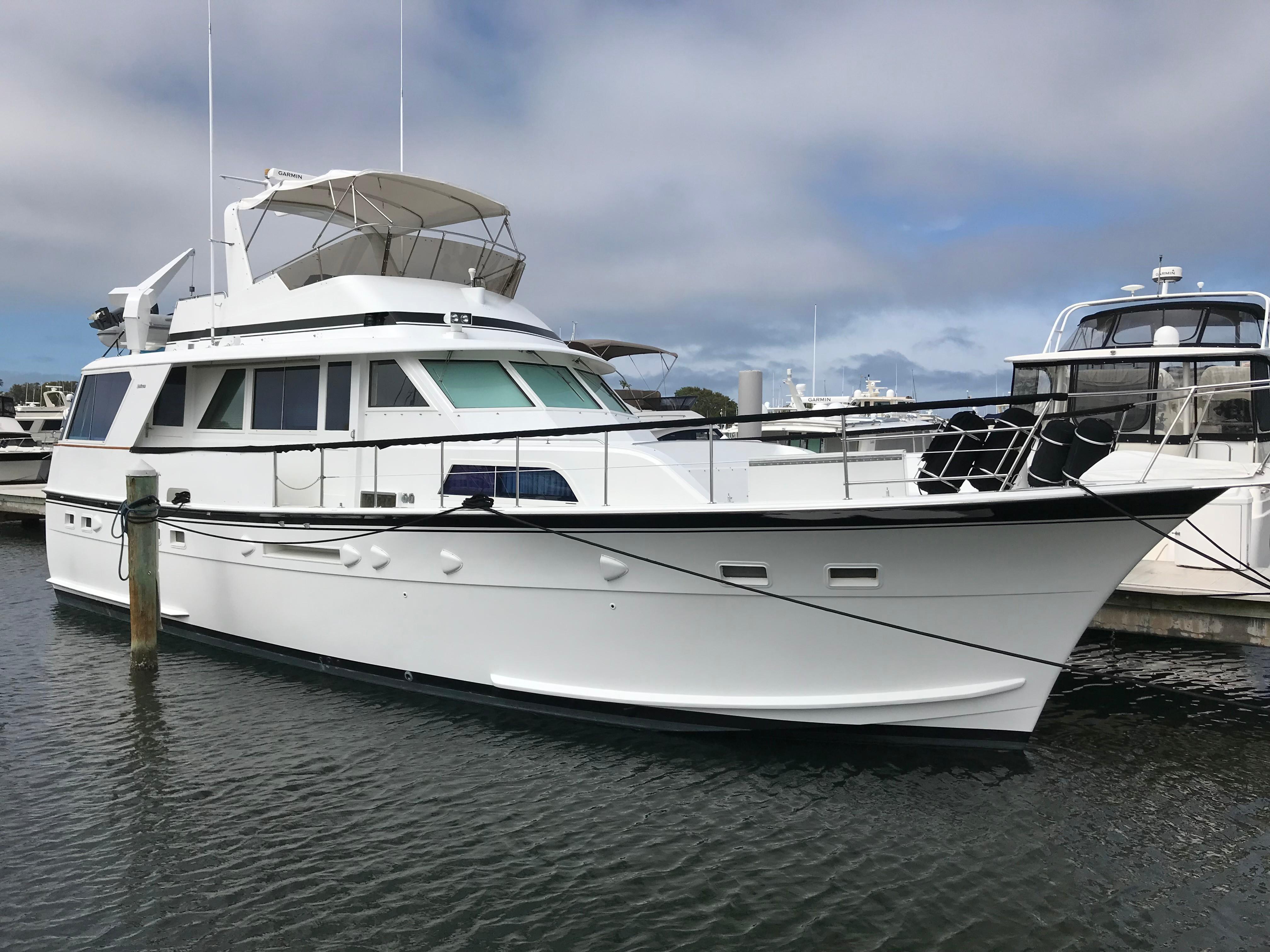 53 Hatteras Motoryacht