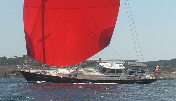 Mediterranean 88' Centreboard Pilothouse Cutter