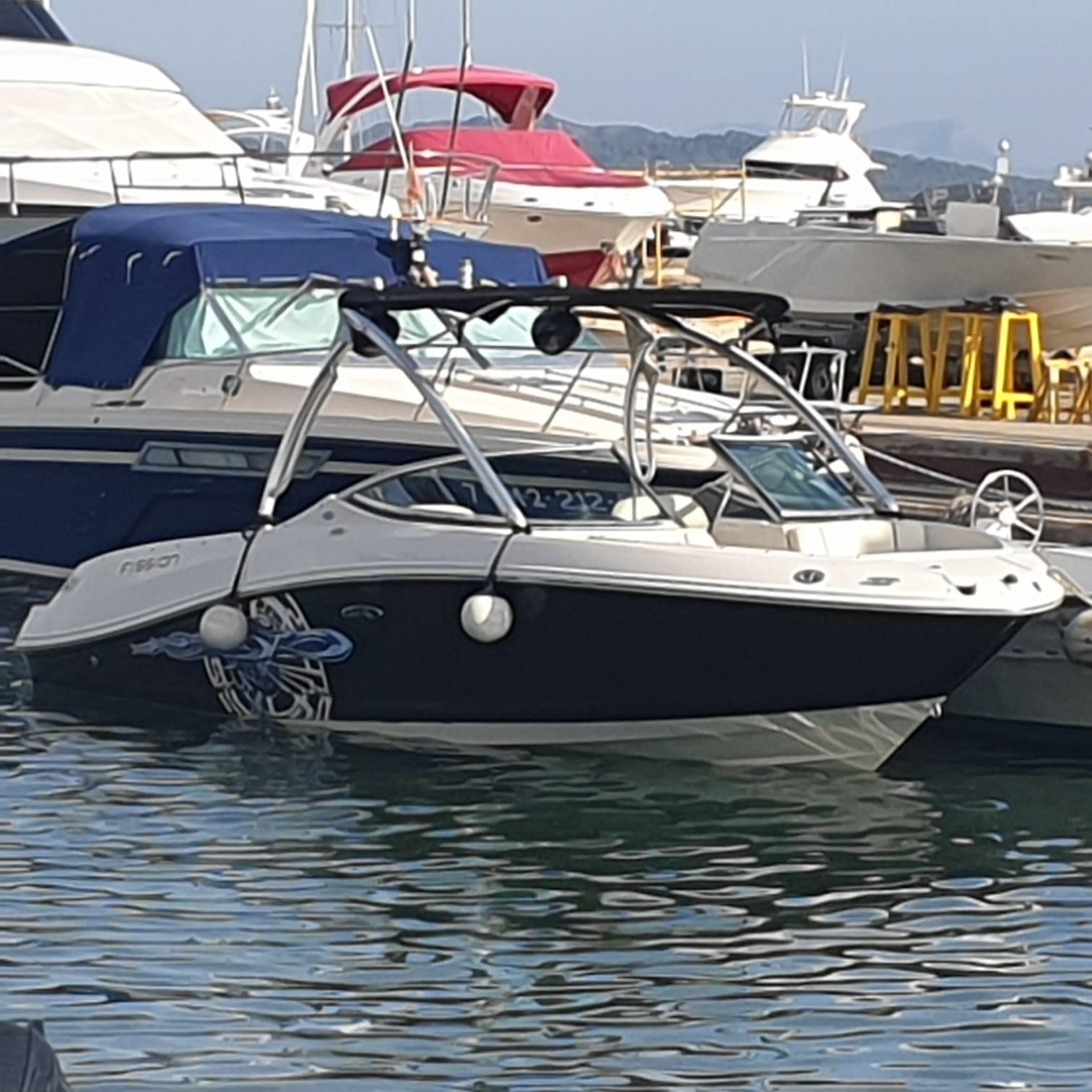 Sea Ray 230 Select Fission (De ocasión)
