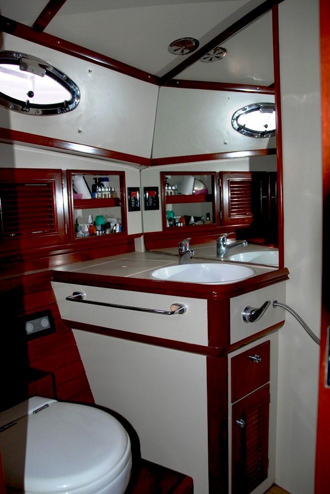 Rose Island Lobster 49 Boat For Sale