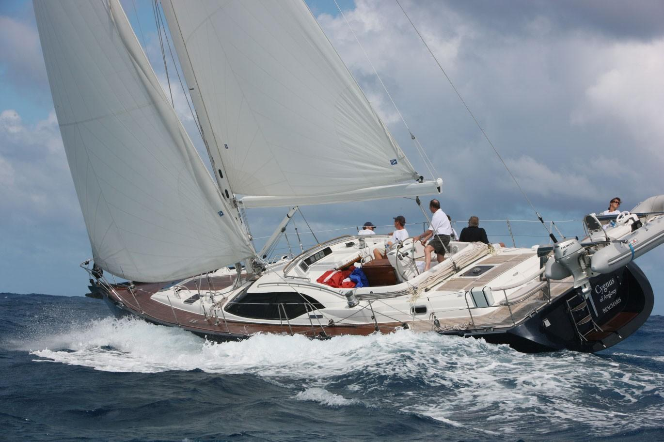54' Oyster 2008