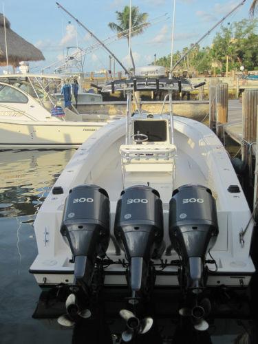Triple Yamaha HPDI's