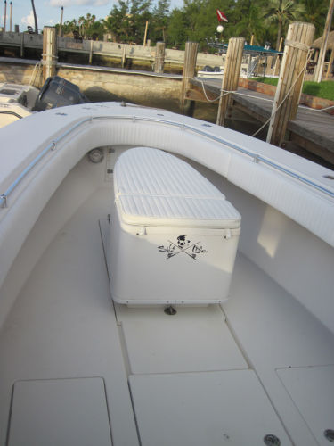 Large Coffin Fish Box