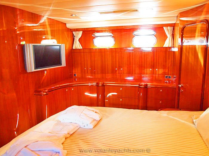 Master cabin detailing