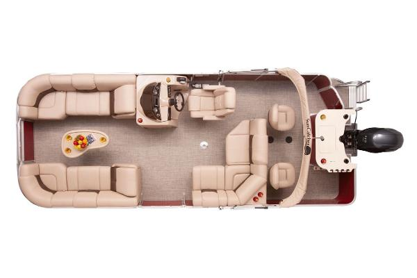 2019 SunCatcher boat for sale, model of the boat is X322 RF & Image # 5 of 6