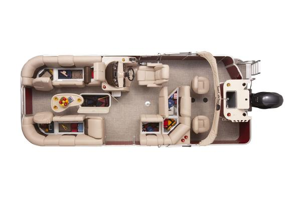 2019 SunCatcher boat for sale, model of the boat is X322 RF & Image # 6 of 6