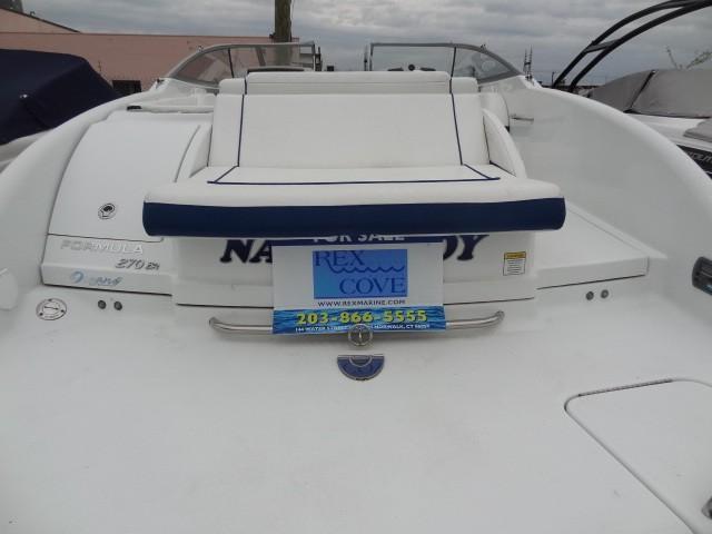 2011 Formula 270 Bowrider