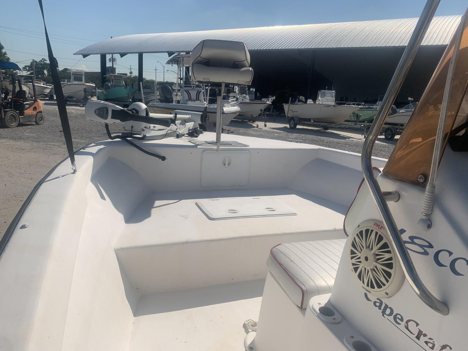 2007 Cape Craft boat for sale, model of the boat is 18 CC & Image # 5 of 8