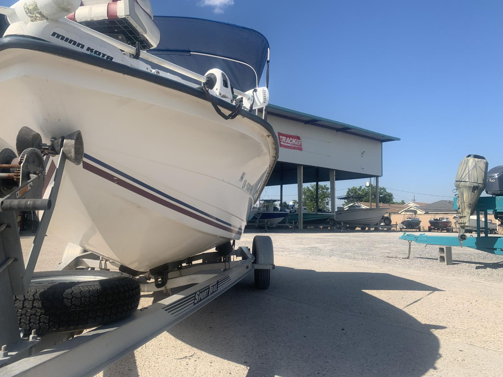 2007 Cape Craft boat for sale, model of the boat is 18 CC & Image # 6 of 8